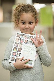 Dobrý obchod - Kniha Máme dieťa s poruchou sluchu 2 - 11983393_