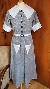 Šaty - Šaty letné - 11987773_