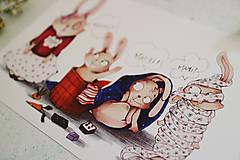 Grafika - Mami mami mami - 11989375_