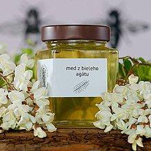 Potraviny - med z bieleho agátu - 11990570_