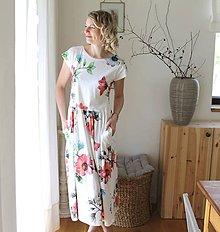 Šaty - . maxi šaty vílí . (38/40 M) - 11988117_