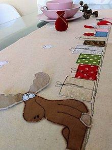 Úžitkový textil - Trampoty s darčekmi - 11991356_
