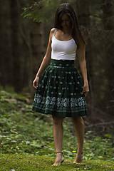 Sukne - Folklórnica skladaná - 11988789_