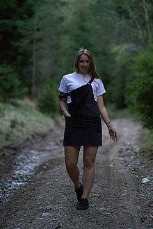 Šaty - Menčestrové šaty - 11988666_