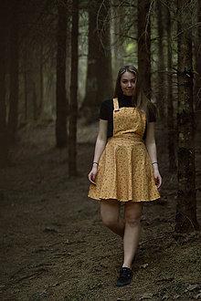 Šaty - Šatová sukňa na traky - 11988818_
