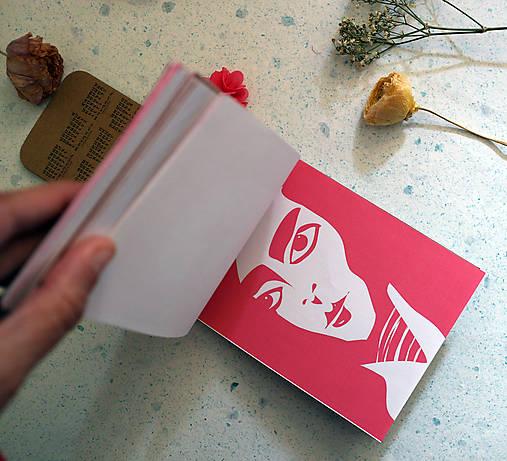 Moje pravidlá/ originál skicár-zápisník by Richie Bumpkin