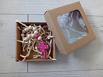 Dekorácie - Ruženec drevený - 11992960_