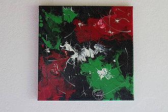 Obrazy - abstract painting_abstraktná maľba - 11994766_