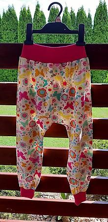 Detské oblečenie - Dievčenské pudláče - 11994470_