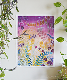 Obrazy - Botanical Rainbow no.4 - 11994956_
