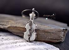 Náhrdelníky - Stradivari....přívěsek - 11998650_