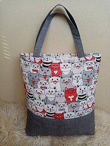 Nákupné tašky - Nákupná taška - 11999126_