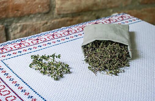 EKO Bylinkový čaj (Dúška tymiánová)