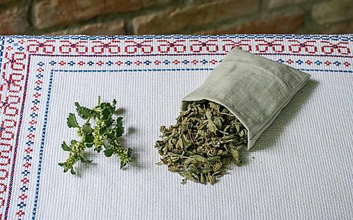 EKO Bylinkový čaj (Jablčník obyčajný)