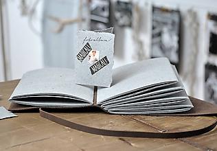 Papiernictvo - kožený fotoalbum MATTEO - 11998809_