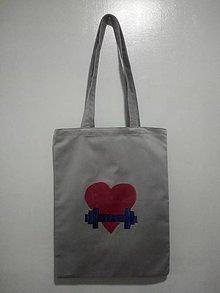 Nákupné tašky - Látková taška - 11998990_