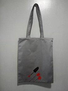 Nákupné tašky - Látková taška - 11999016_