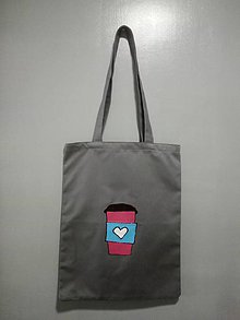 Nákupné tašky - Látková taška - 11999027_