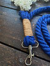 Pre zvieratká - Modré vodítko - 11997104_