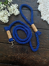 Pre zvieratká - Modré vodítko - 11997105_