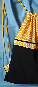 Batohy - Žltý vak - 11998287_