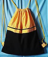 Batohy - Žltý vak - 11998288_