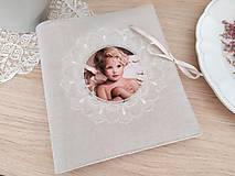 Papiernictvo - Luxusné fotoalbum Anjelik - 12000143_