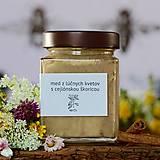 Potraviny - med z divých kvetov s cejlónskou škoricou - 12003422_