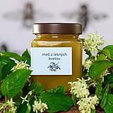 Potraviny - med z lesných kvetov - 12003449_