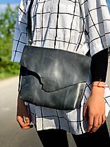 - kožená taška_čierna - 12002654_