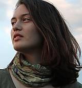 Šatky - Multifunkčná šatka Západné Tatry - 12001755_