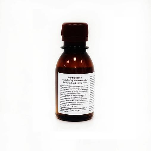 Antibakteriálny dezinfekčný gél na ruky (500 ml)