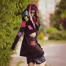 Mikiny - Origo zvrchnik kvety - 12004207_