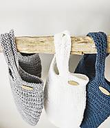Nákupné tašky - Letná taška/sieťovka - morské pobrežie - 12005888_