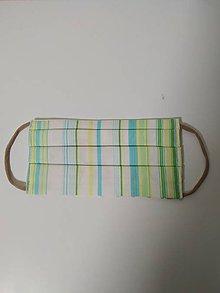 Rúška - Akcia- Výpredaj - Detské bavlnené rúško na tvár - 12007229_