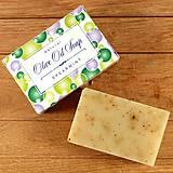Drogéria - Olivové mydlo MATA - 12006608_