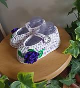 Topánočky - Balerínky - 12010224_