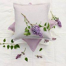 Úžitkový textil - Obliečka WAFFLE cotton pastel 40x40cm - 12007921_