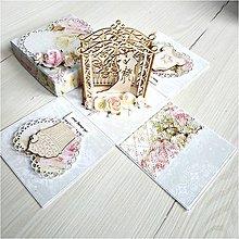 Papiernictvo - Krabička na peniaze - 12008695_