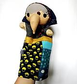 Hračky - Maňuška ježibaba - Bosorka z Tmavého hája - 12008657_