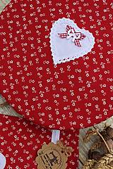 Úžitkový textil - Čiapka na kváskovanie na ošatku+vrecko - 12010842_