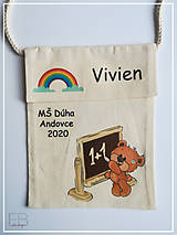 Iné tašky - Batohy na rozlúčku - 12013437_