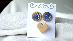 Sady šperkov - keramická sada č. 187 - nebo a zem II - 12012836_