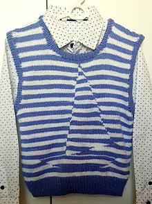 Detské oblečenie - Detská vesta - 12012082_
