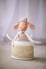 - Ružovomaslová ovka so smotanovými nožičkami - 12012439_