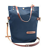 Veľké tašky - Dámská taška MARILYN BLUE 2 - 12012224_