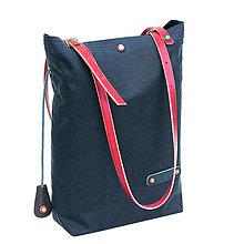 Veľké tašky - Dámská taška MARILYN BLUE 7 - 12012151_