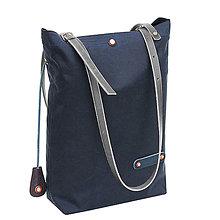 Veľké tašky - Dámská taška MARILYN BLUE 6 - 12012172_