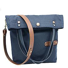 Veľké tašky - Dámská taška MARILYN BLUE 5 - 12012180_