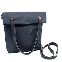 Veľké tašky - Dámská taška MARILYN BLUE 4 - 12012200_